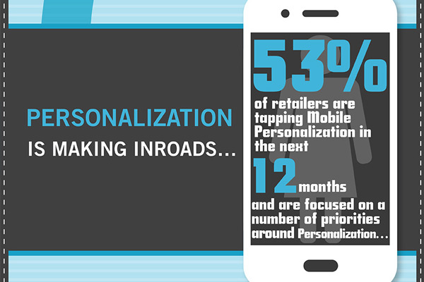 The path to personalizing the mobile experience